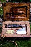 Straight razor warrior axe in Viking Celtic Nordic style Free Shipping original men's gift