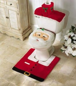 When You Just Got To Go Ho Ho Ho! OLIA DESIGN OliaDesign Seat Cover, Medium, red $4.99