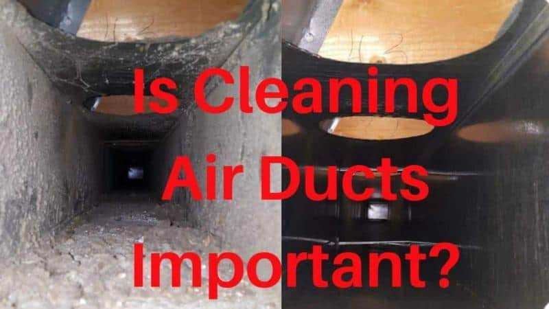 How Important Is Air Duct Cleaning?