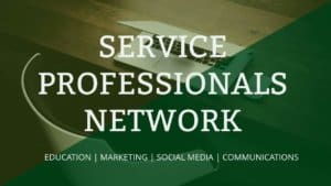 Join the Service Professionals Network