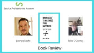 Minimalize to Maximize Your Happiness: Cut the Crap - Book Review