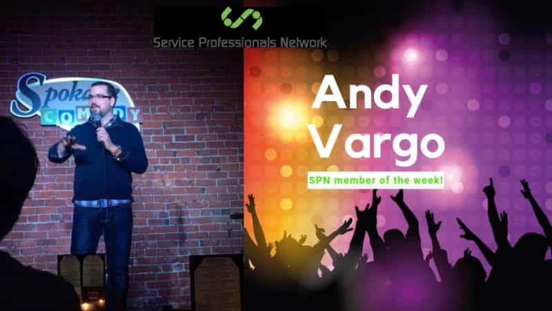 Andy Vargo: SPN Member Of The Week. 12-31-18