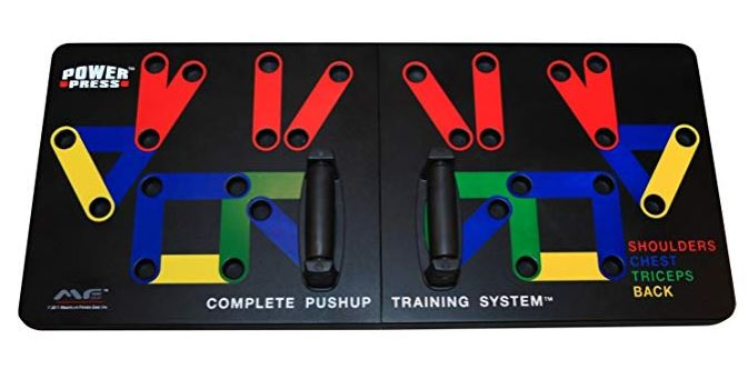 Power Press Push Up – Complete Push Up Training System