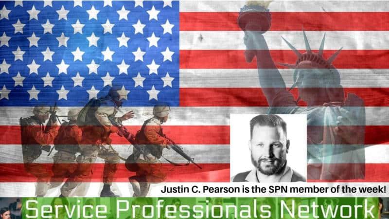 Justin C Pearson – Member Of The Week
