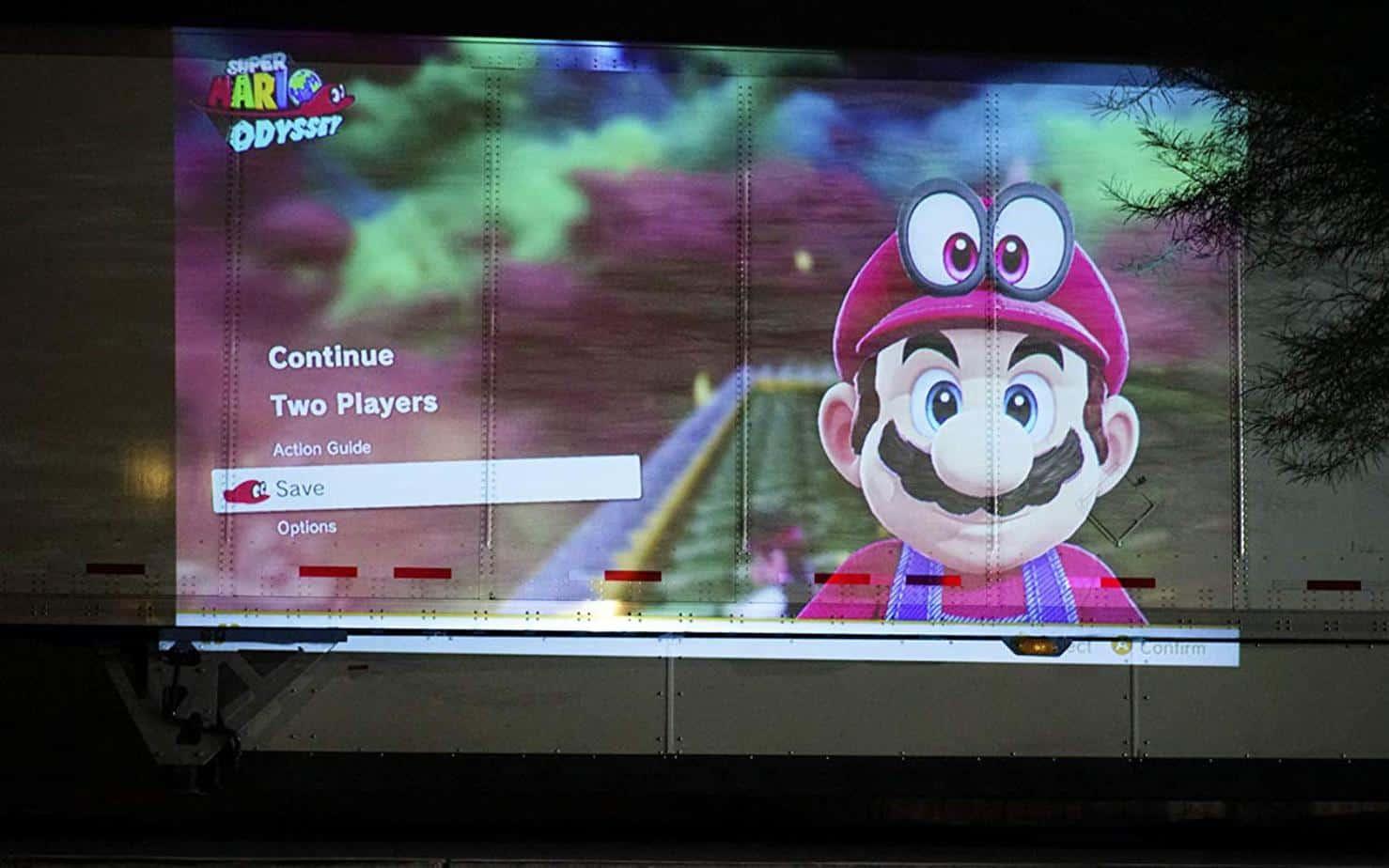 AAXA S1 Mini Nintendo Switch Dock Projector