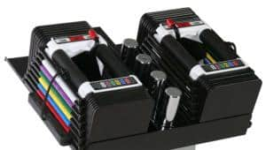 PowerBlock Classic Adjustable Dumbbell Set