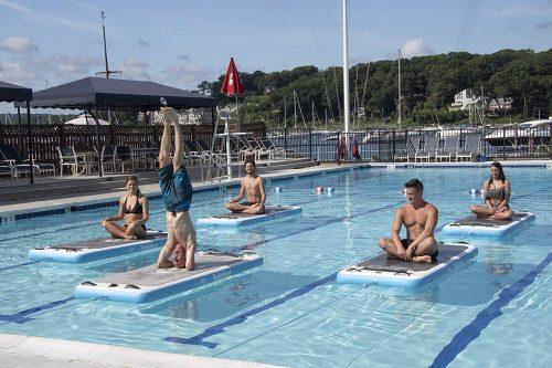 yoga board