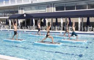SolFit Yoga Board- Aquatic Yoga Practice Boards
