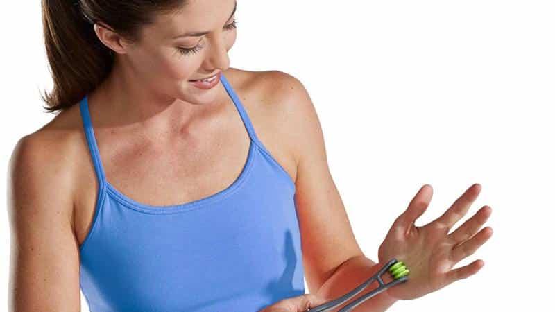 Gaiam Restore Finger Massager
