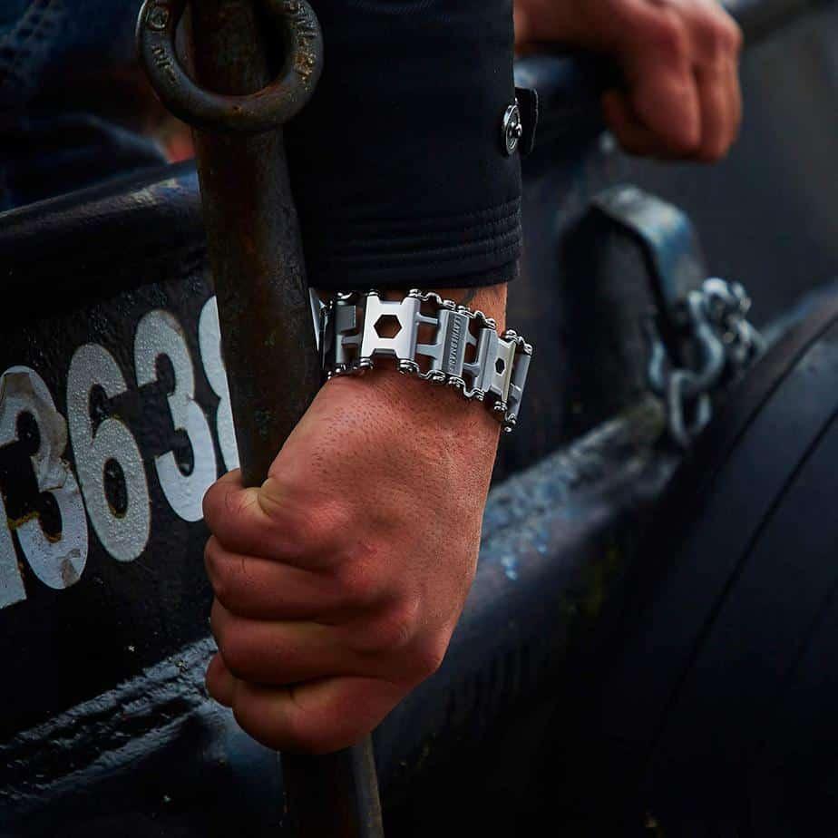 LEATHERMAN - Tread Bracelet- Gift for men
