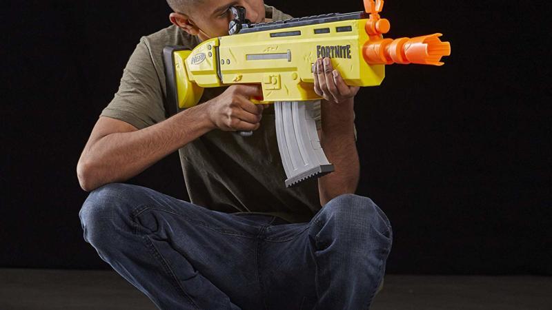 Nerf Fortnite Blasters