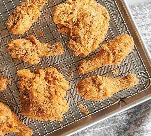 Nordic Ware Oven Safe Nonstick Baking & Cooling Grid