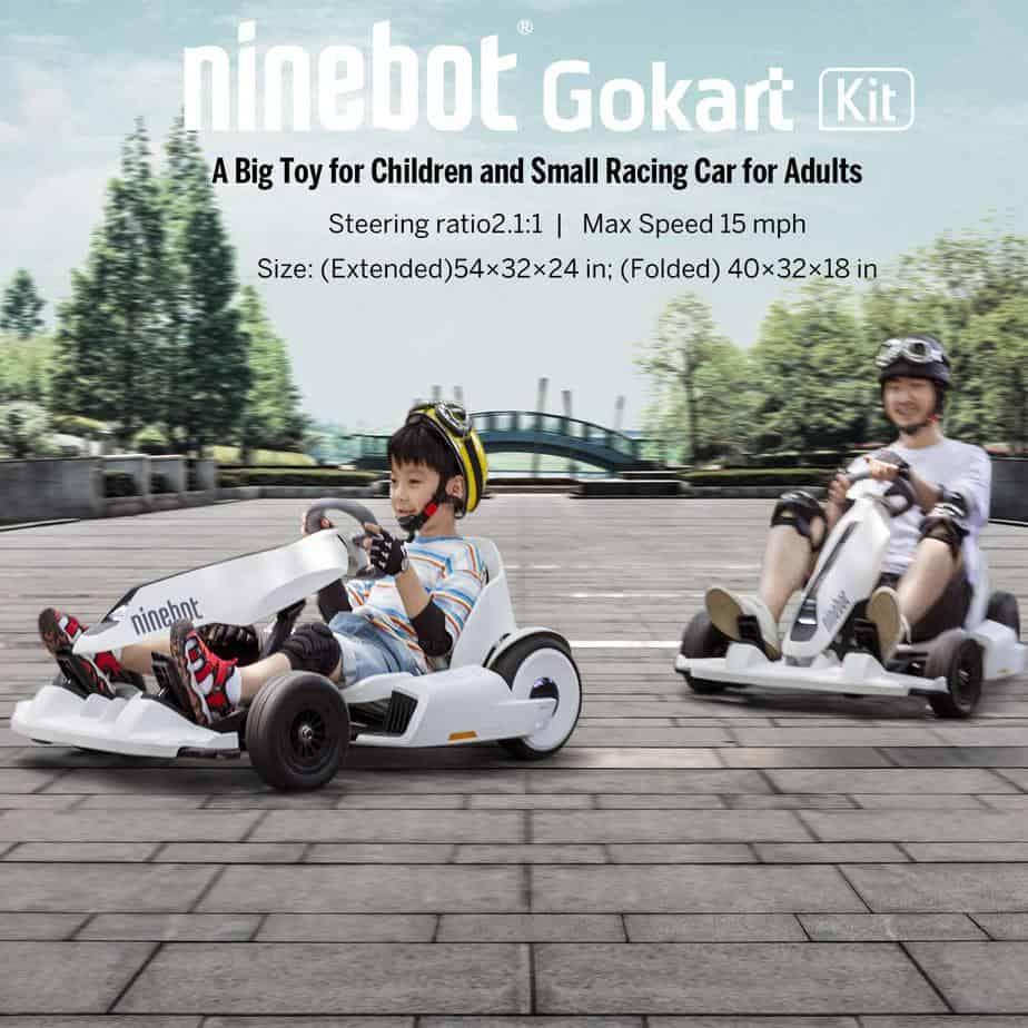 Segway Ninebot Electric GoKart Kit...buy it on Amazon!