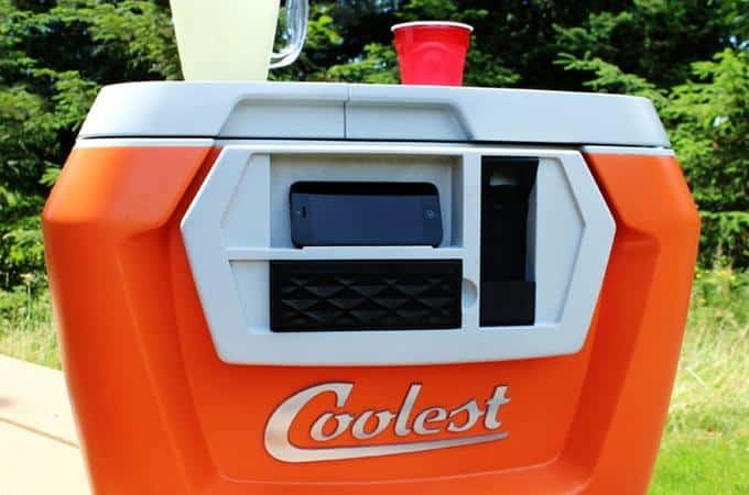 The Coolest Cooler – Perfect Cooler For Beach Or Camping