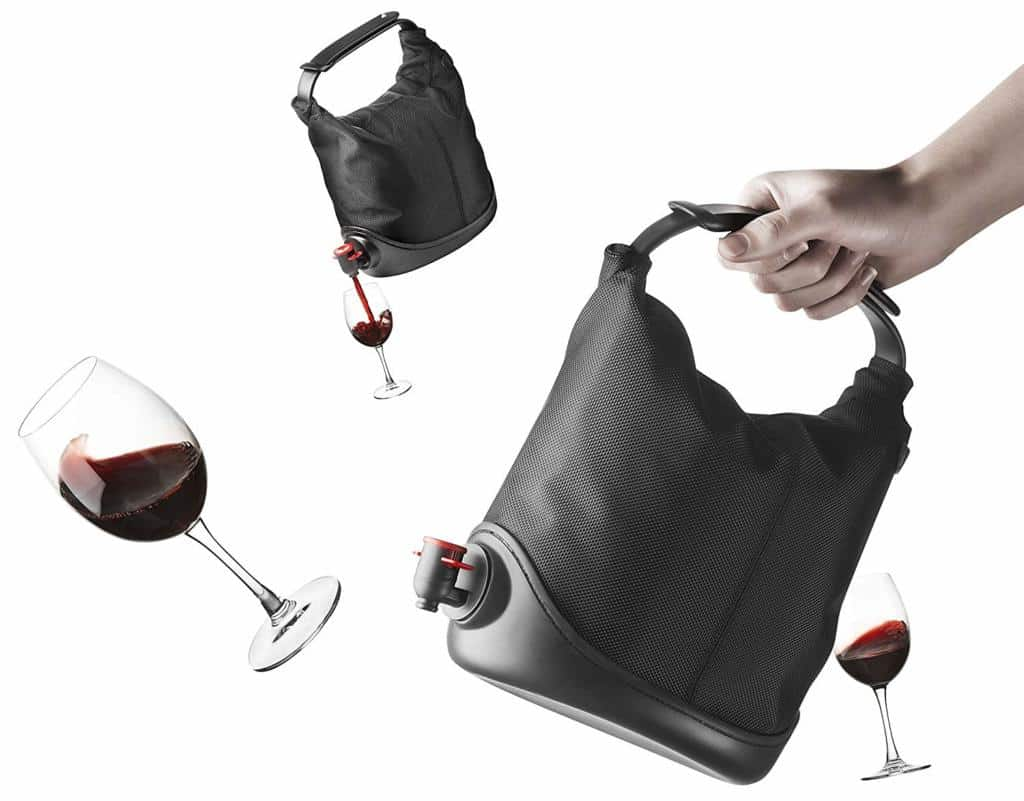 Wine Dispensing Purse