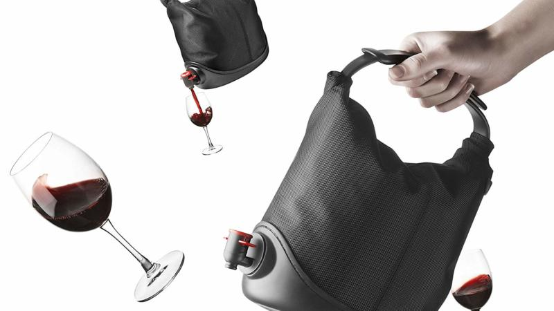 Wine Dispensing Purse