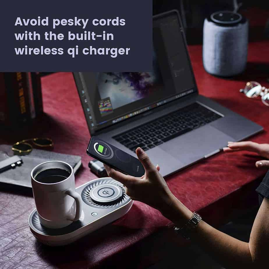 Wireless Qi-Certified Fast Charge