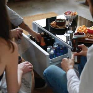 Sobro Cooler Coffee Table - Office & Man-cave Furniture