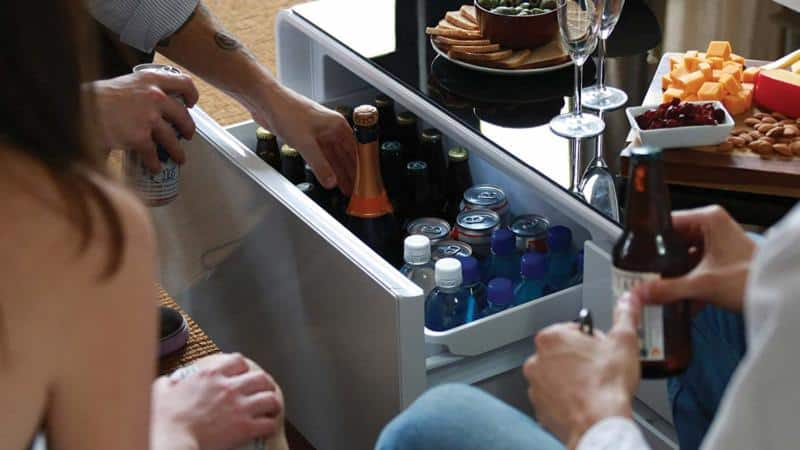 Sobro Cooler Coffee Table – Office & Man-cave Furniture