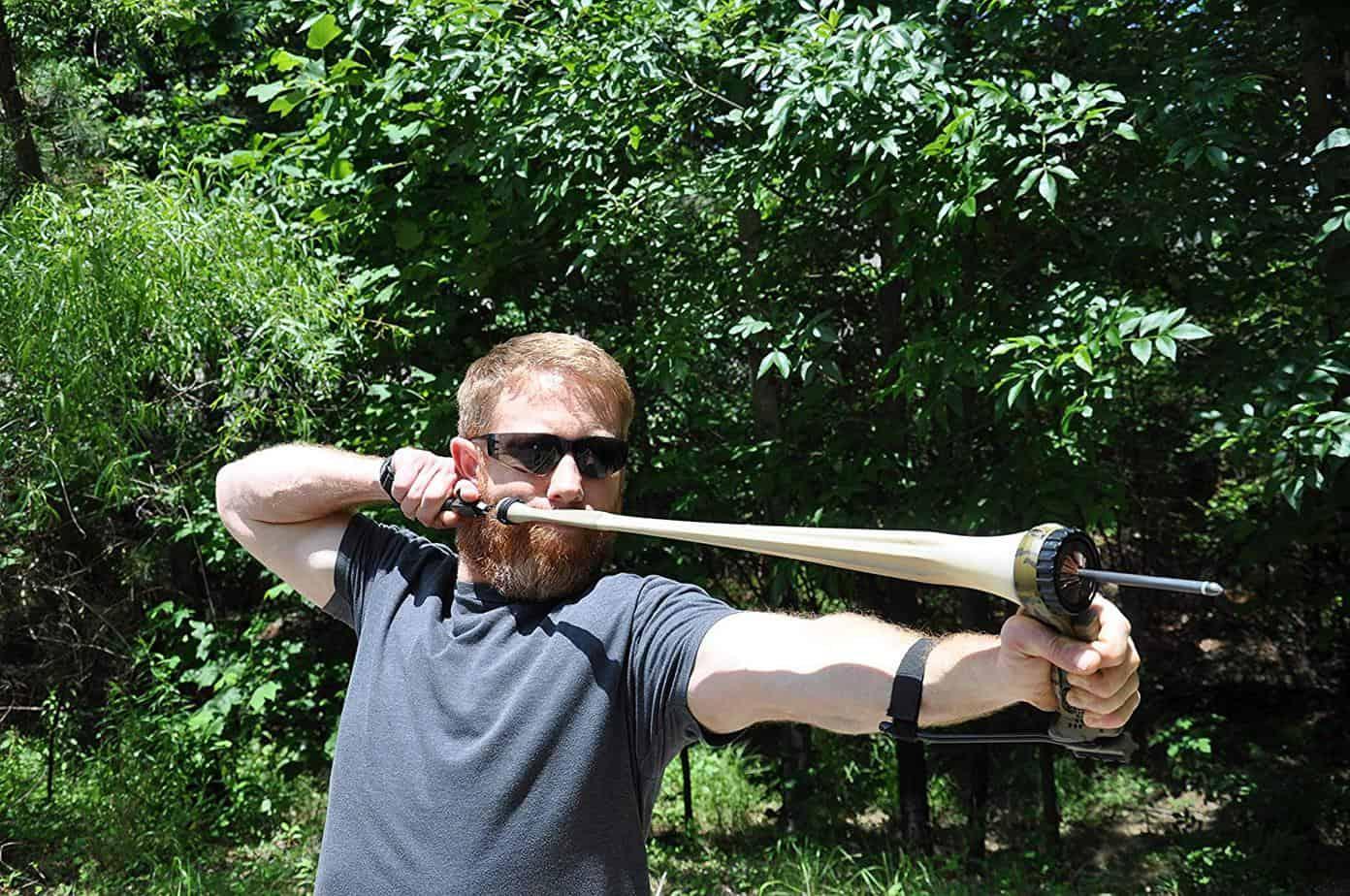 Pocket Shot PRO Arrow Slingshot