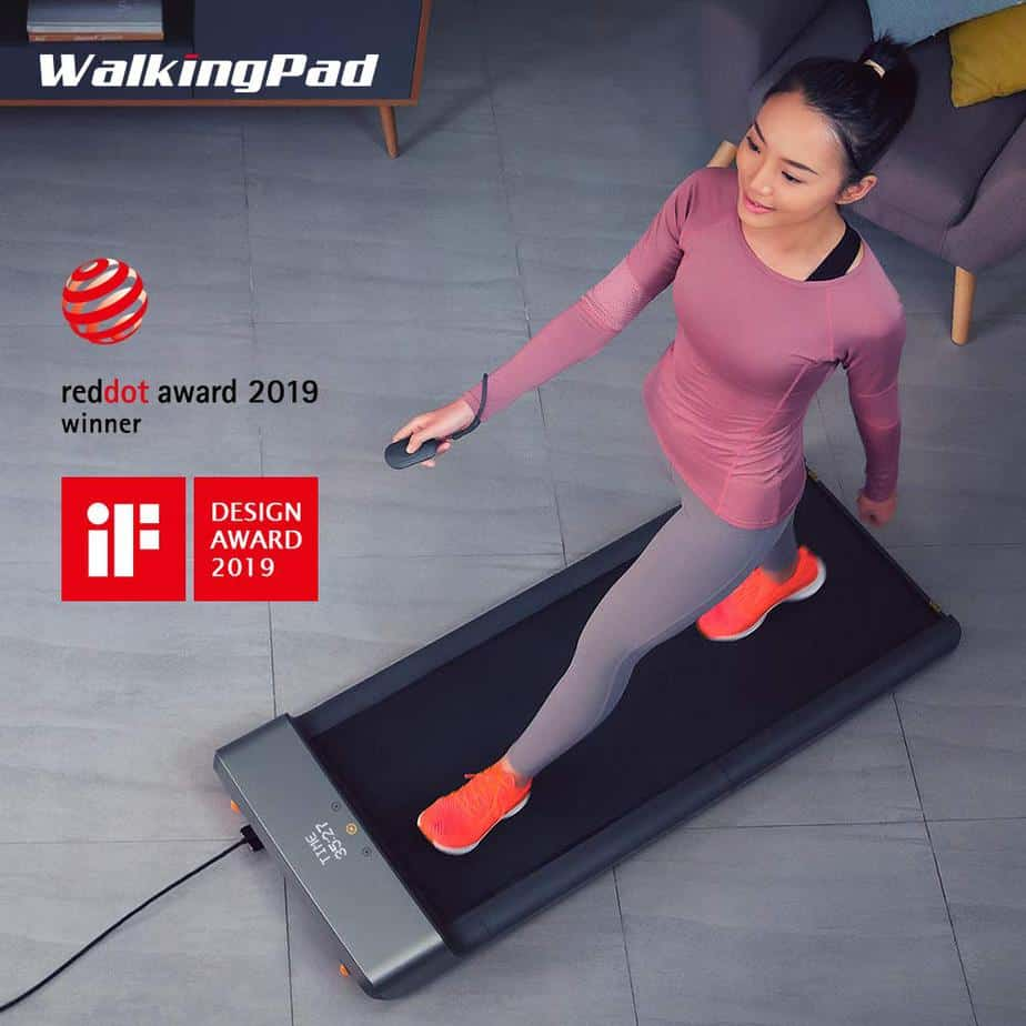 WalkingPad Slim-Folding Treadmill