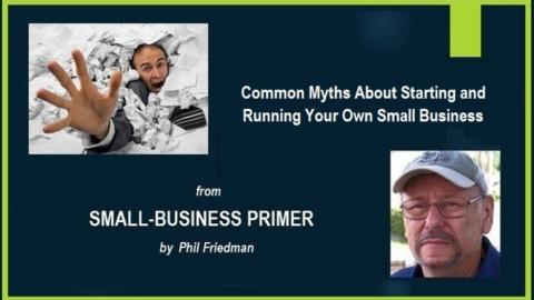 Common Myths About Starting Your Own Small business
