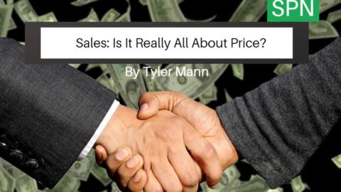 Sales: What Does Your Prices Say About Your Worth?