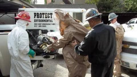 Protect Environmental Services, Inc., Environmental Remediation