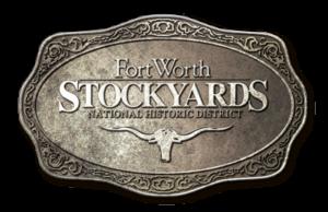 Fort Worth Stockyards logo 300x194