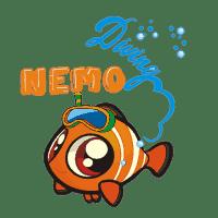 Nemo Diving logo