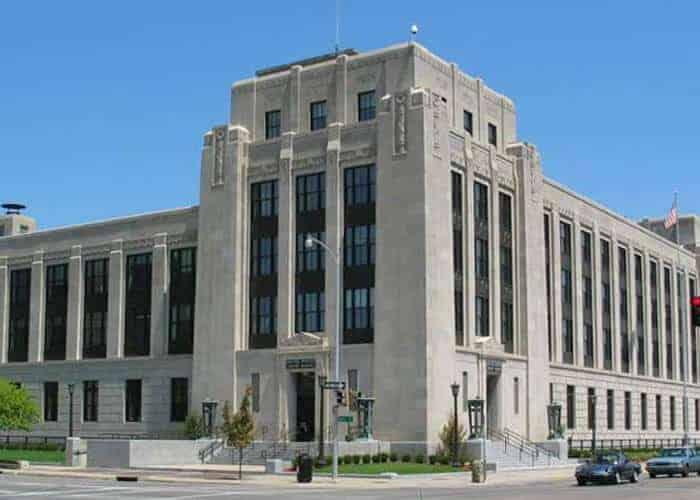 wichita court house