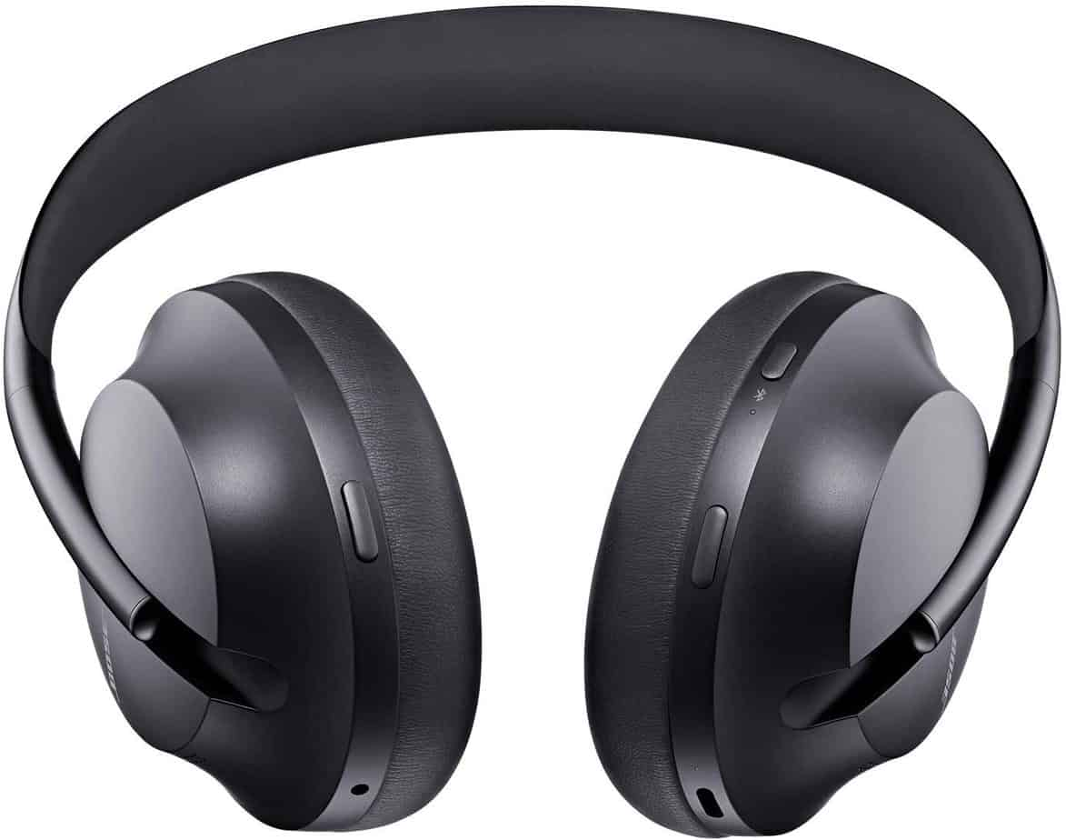 Bose Noise Cancelling Headphones Bottom View