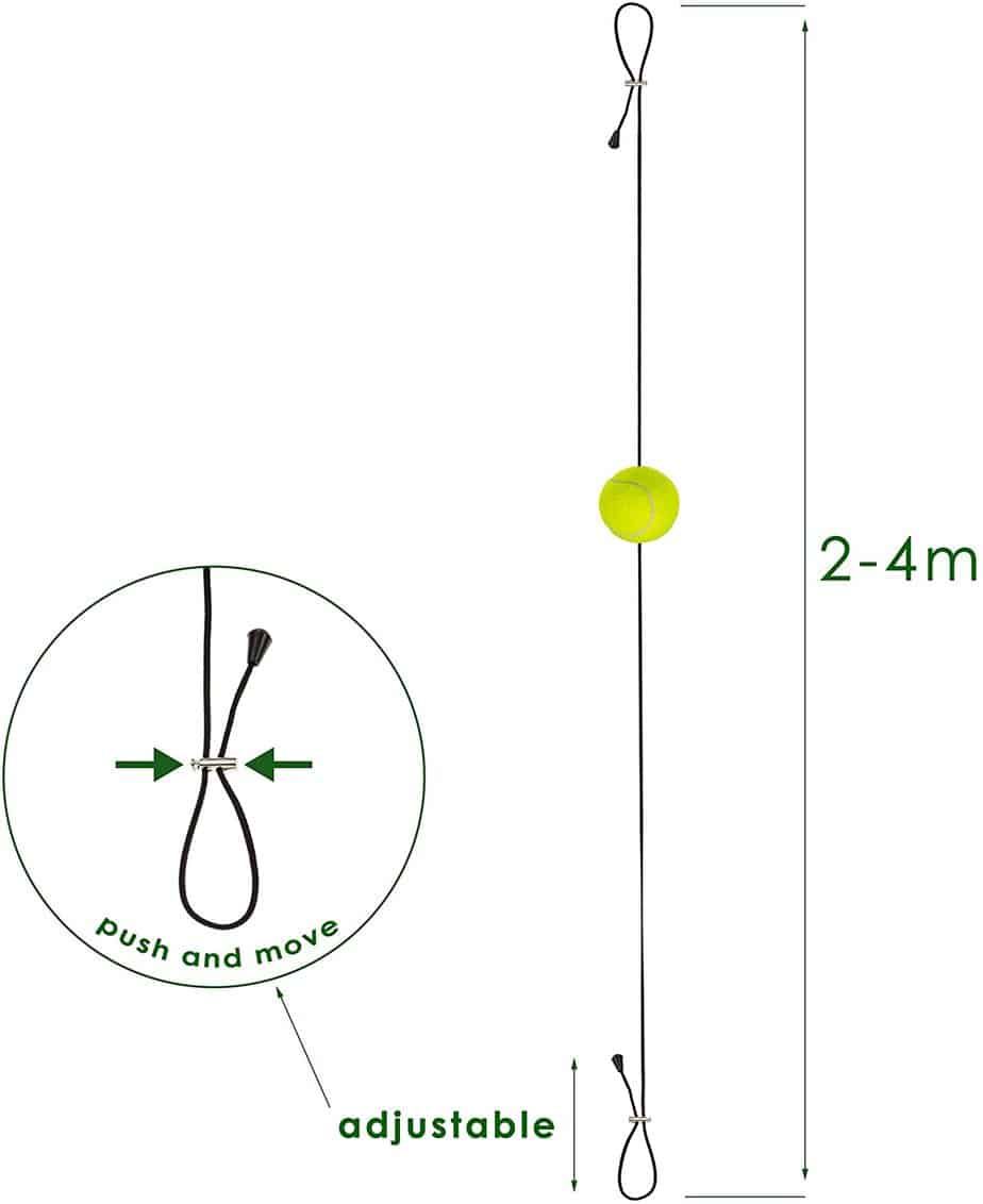 Lamosport Fight Ball Reflex