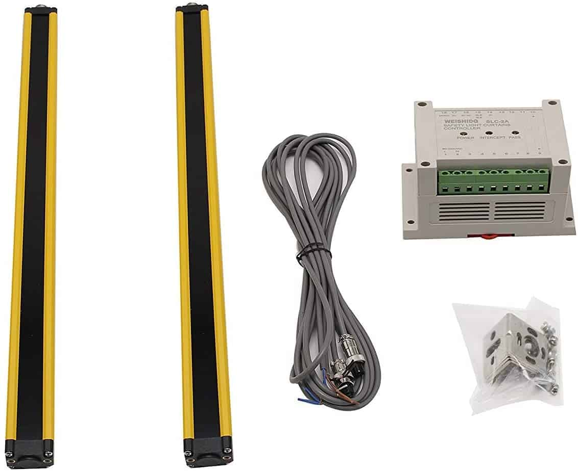 CGOLDENWALL Safety Light Curtains Sensors