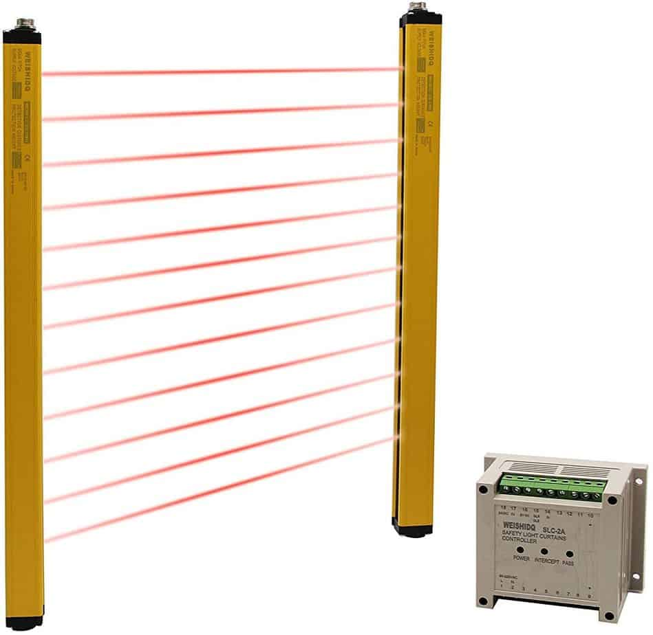 CGOLDENWALL Safety Light Curtains