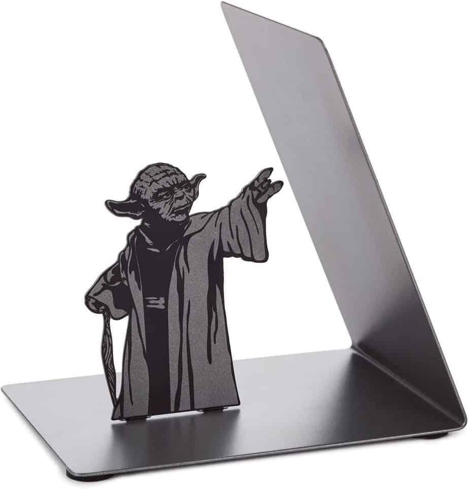 Star Wars Yoda Metal Bookend