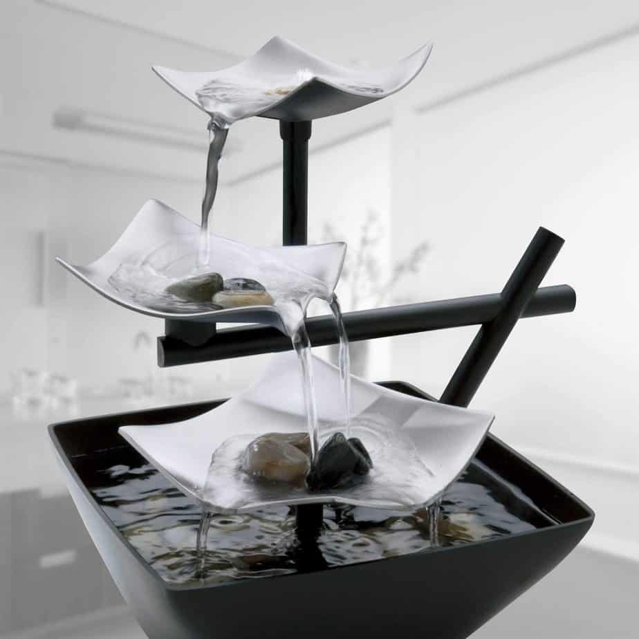 HoMedics Silver Springs Indoor Relaxation Fountain