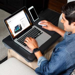 LapGear Home Office Pro Lap Desk - Tabletop
