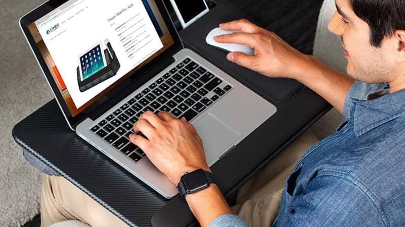 LapGear Home Office Pro Lap Desk – Tabletop