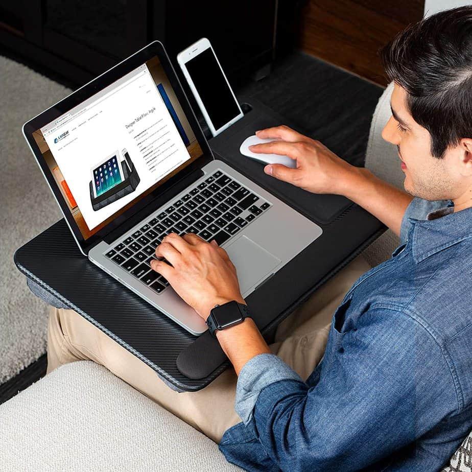 Home Office Pro Lap Desk