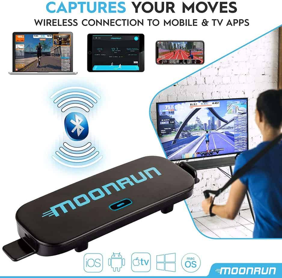 MoonRun Fitness System
