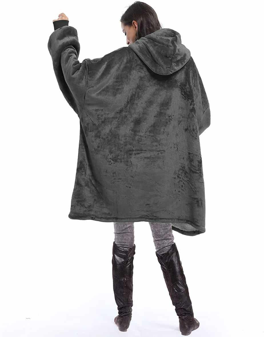 Oversized Hoodie Blanket Sweatshirt- Women Gift Ideas