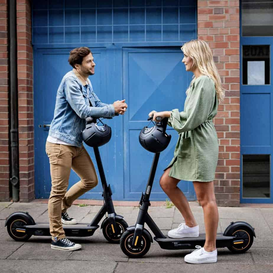 Segway Electric Scooter