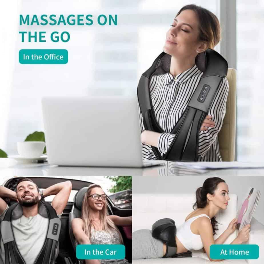 Shiatsu Neck and Back Massager