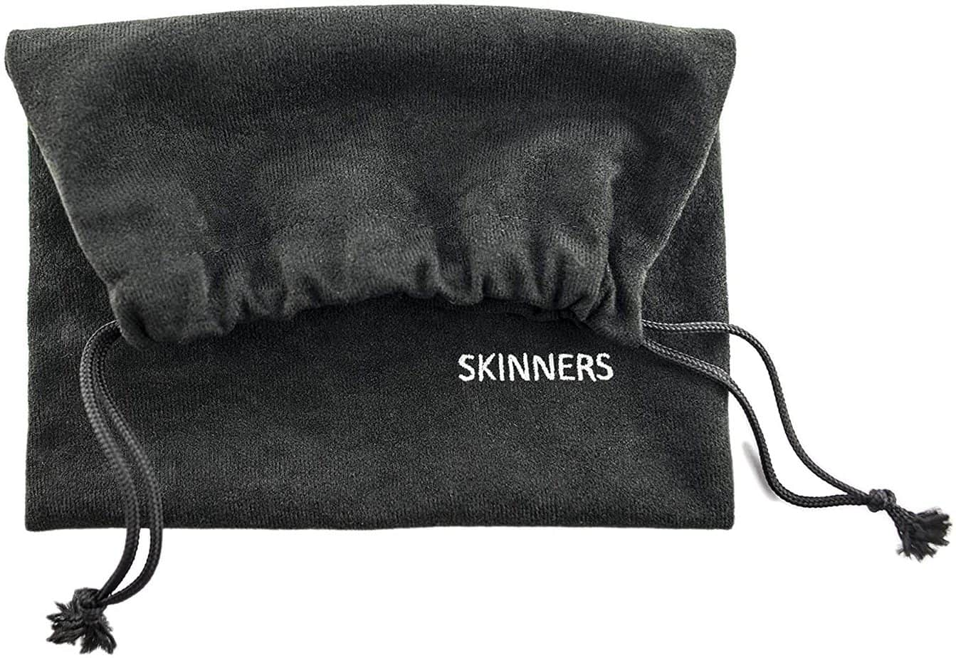 Skinners - Minimalist Barefoot Sock Shoes - Carry Bag