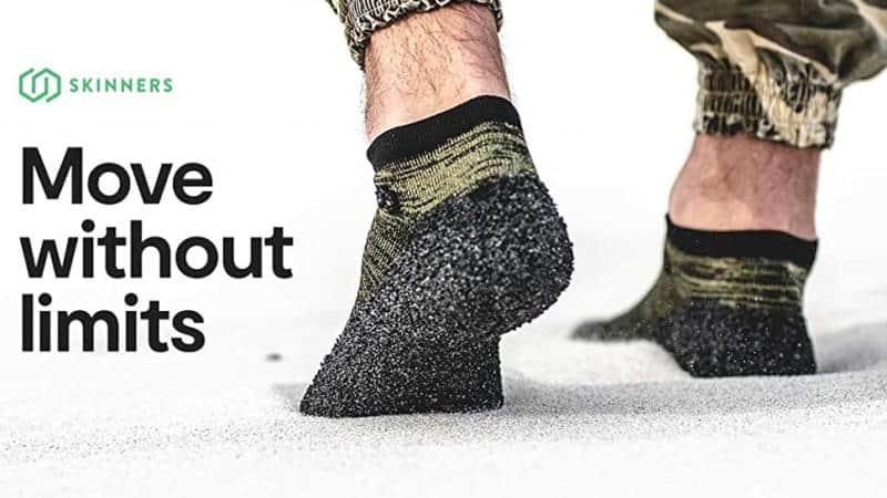 Skinners Minimalist Barefoot Sock Shoes