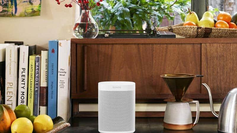 Sonos One Wireless Speakers – Smart Speakers