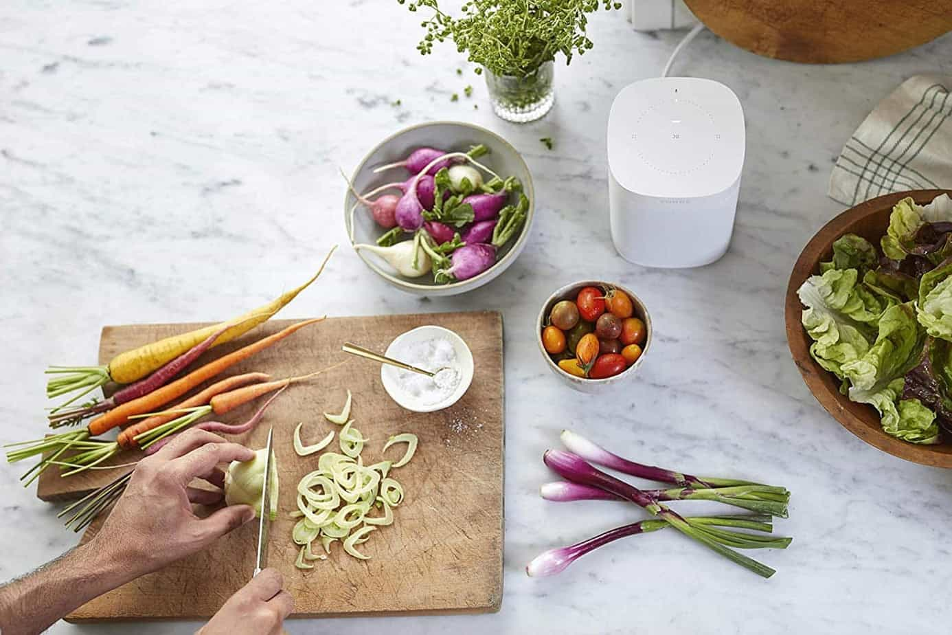 Wireless Speakers For Kitchen