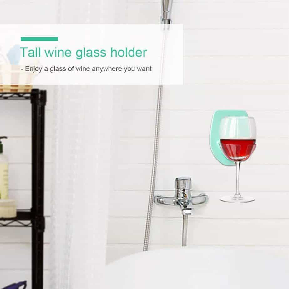 Tall Wine Glass Holder