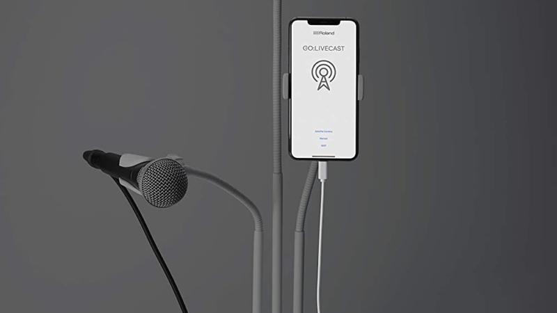GO:LIVECAST Live Streaming Studio for Smartphones